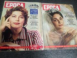 Rivista Epoca dal 1959 al 1968