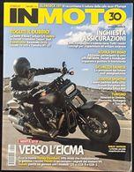 In Moto 10/2017 Bmw Urban - Ducati Scrambler - Kawasaki Z650