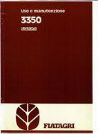 Manuale per Laverda 3350 e 3350AL
