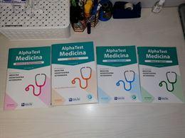 Alpha Test MEDICINA Nuovi mai usati