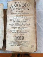 Libri antichi 1684 in poi