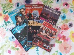 Rivista Metal Hammer e Nuovo Metal Hammer