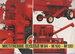 Manuale di officina Laverda M84 M100 M120