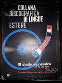 Corso di francese su dischi in vinile