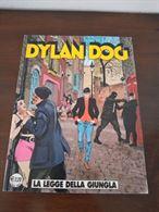 Fumetto Dylan Dog la legge della giungla