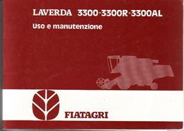 Manuale per Laverda 3300 e derivate