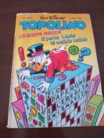 Fumetto Topolino n.1669 anno: 1987
