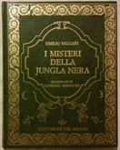 I misteri della jungla nera Emilio Salgari 1990 nuovo