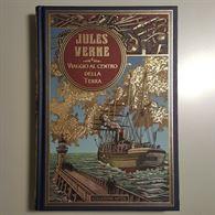 Viaggio al centro della terra - Jules Verne - Collezione Het