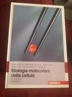 Libro biologia molecolare della cellula Zanichelli