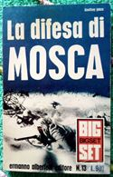 La difesa di Mosca dalle forze tedesche.