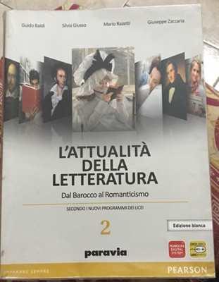Libri liceo italiano