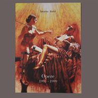 Monografia dell'artista italiano Saturno Buttò, Magalini Ed.