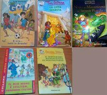 Libri per ragazzi/ragazze