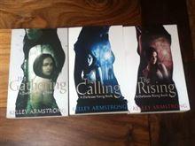 A darkness rising libri 1,2 e 3. In inglese.Ottimi usati.