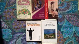 Lotto 12 Libri Narrativa