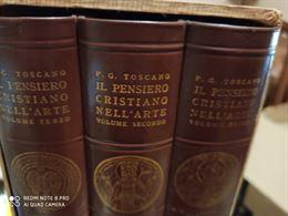 Il Pensiero Cristiano Nell'Arte - 3 volumi