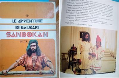Le avventure di Salgari SANDOKAN 1975