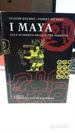Libro I Maya in ottimo stato di conservazione.