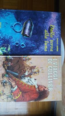 I viaggi di Gulliver/ Dalla terra alla luna